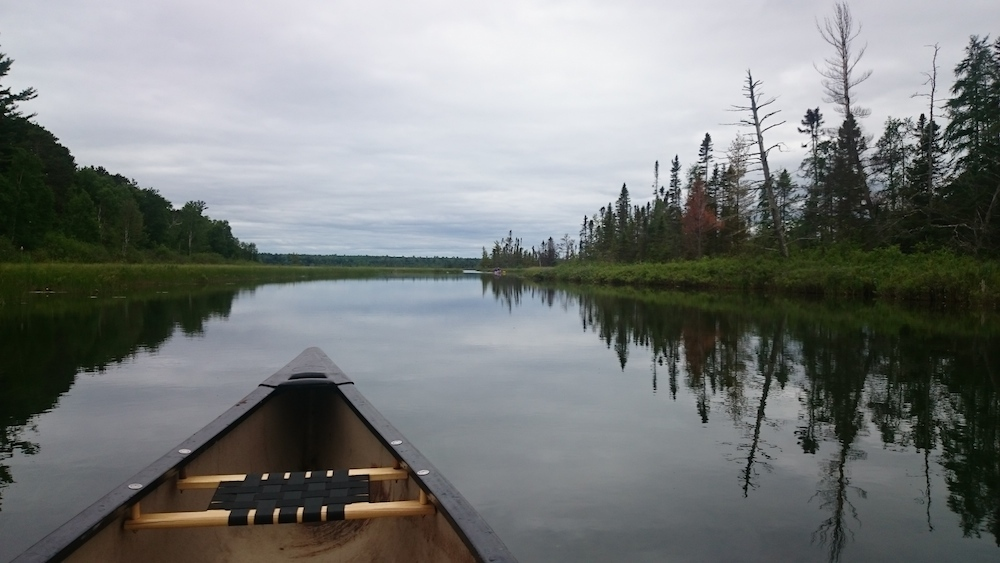 Wisconsin camper Daniel B. submitted his canoe-camping review of Big Bay Town Park, WI to The Dyrt as part of our contest.