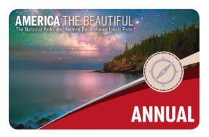 annual America The Beautiful pass
