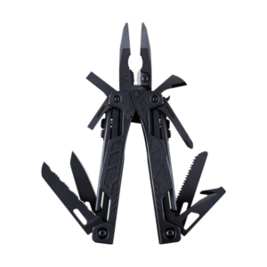 Leatherman OHT multitool, fanned open